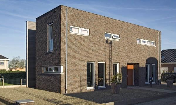 Ruurlo, Leusinkbrink, 5 vrijstaande woningen