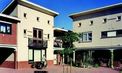 Doetinchem, Plaza Mediterra, 16 milieuvriendelijke woningen