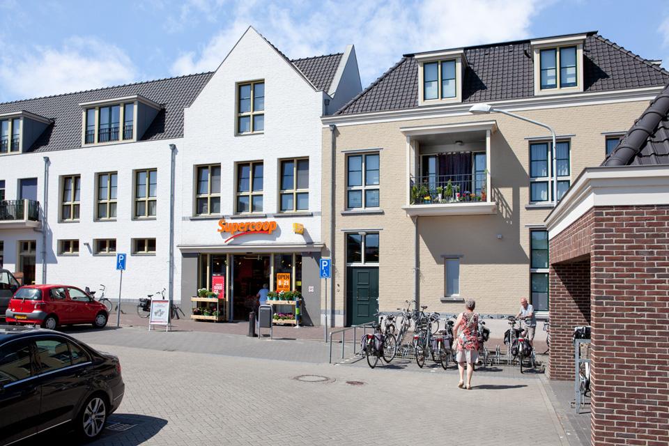 Terborg, Walstaete, 55 appartementen