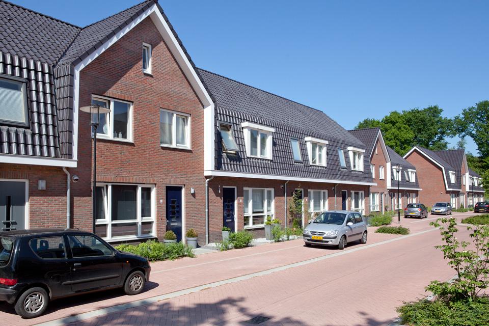 's-Heerenberg, De Eikenhof 28 woningen