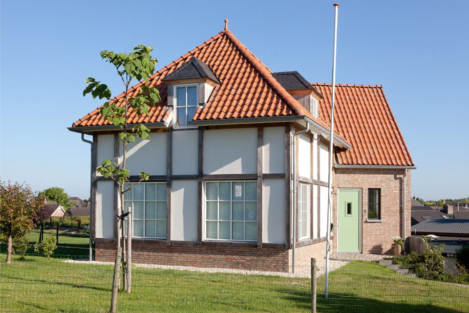 Pannerden, nieuwbouw vrijstaande woning